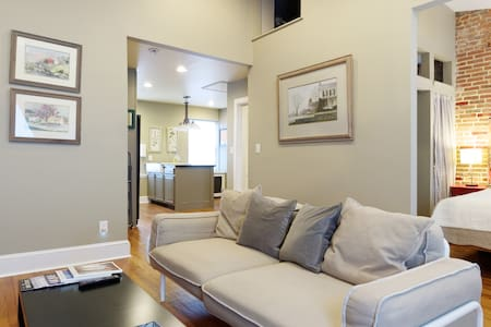 Upper Fells Point Efficiency - Apartment