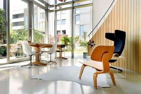 Modern villa in Amsterdam IJburg - Amsterdam