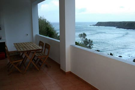 Casa de Praia vista sobre o mar - Apartment