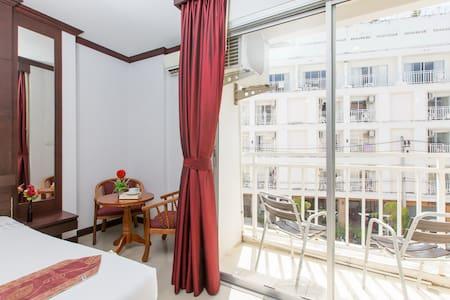 Standard Cozy Room, beach 5 mn walk - Guesthouse