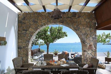 Villa Sea Paradise Haraki - Huis