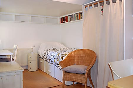 Single private room in central flat