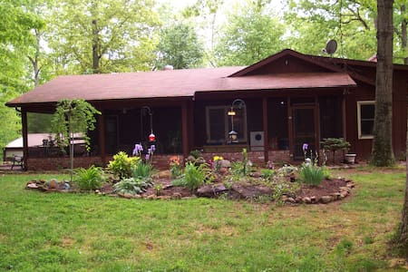 Green river lake vacation home - Campbellsville