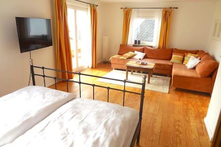 Wohnung nahe Heidelberg & Uniklinik - Appartement
