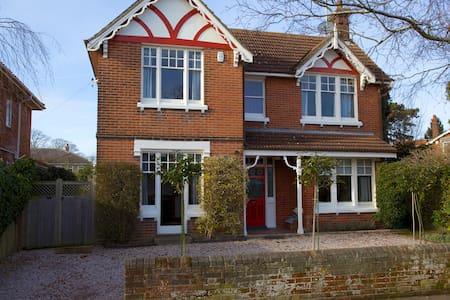 Elegant Edwardian Town House - House