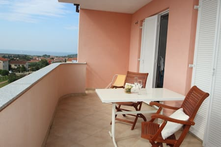 apartment Rosemarie with seaview - Appartement