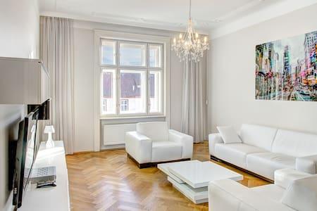 Luxury Old Town Prague Apartment