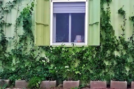 Encantadora Casa rural Ecológica - Bungalow