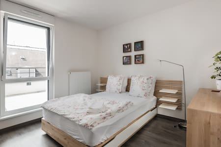 Charming Private Room For Ladies - Strasbourg - Apartment