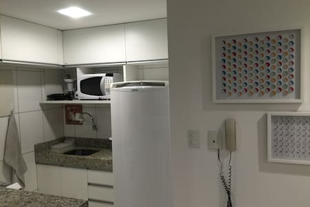 Apartamento em Boa Viagem! 50m da Praia e Parque - Recife