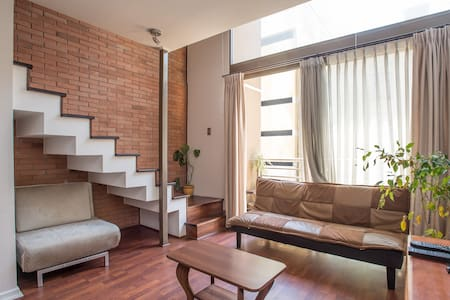 Lovely Loft in Bellas Artes