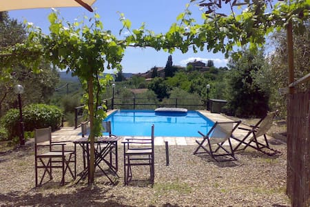 San Donato, 3 Bedroom Villa - Murlo