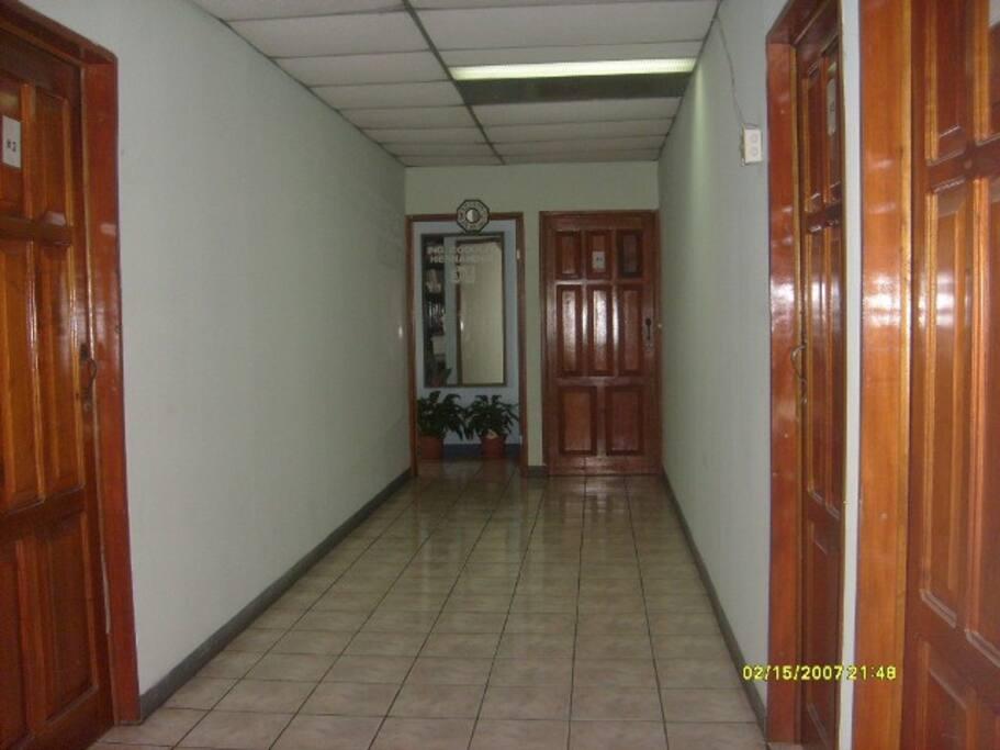 mini-apartamentos amueblados Paulin