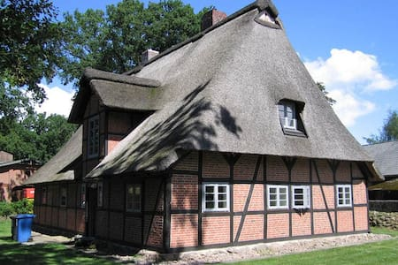 Cottage in the Lueneburg Heath - Casa