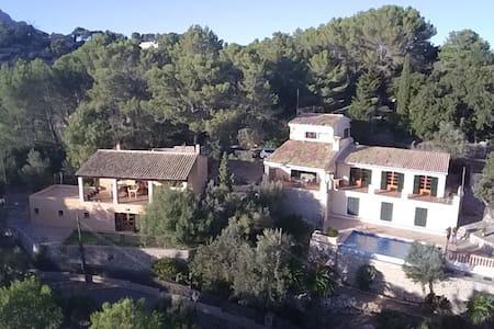 Wonderful villa in the mountains - Galilea