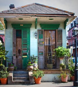house in st claude - New Orleans - Bed & Breakfast