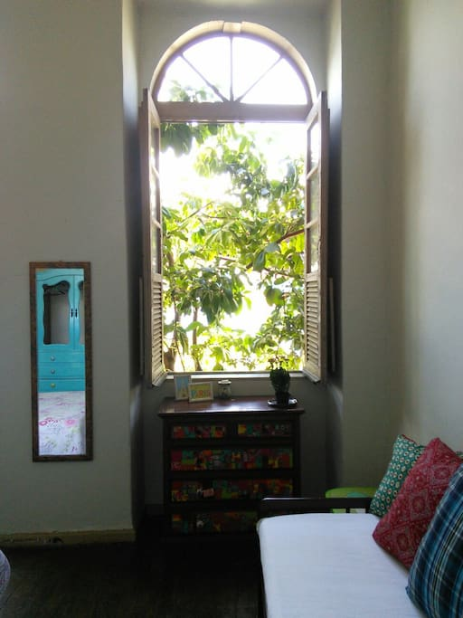 Large Comfortable Room Santa Teresa