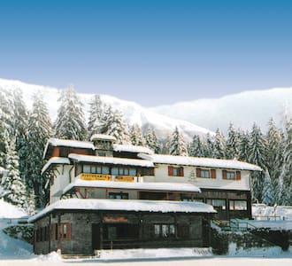 ristorante B. &B. CHALET FERNANDA - Blockhütte
