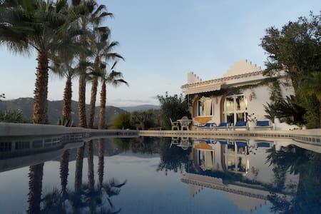 Vakantiehuis in Andalusië - zwembad - Torrox - Villa