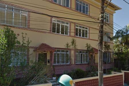 Apartamento no centro de Petrópolis - Petrópolis - Apartment