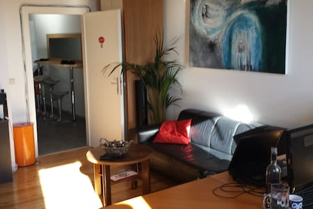 25m² room in student shared flat - Daire