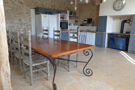 gite independant 6 personnes - House