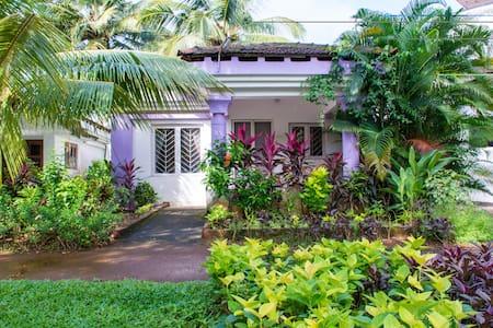 Spacious Studio Villa in Cavelossim - South Goa