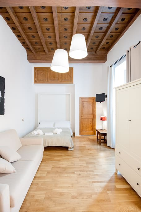 Charming studio NAVONA - S. PETER