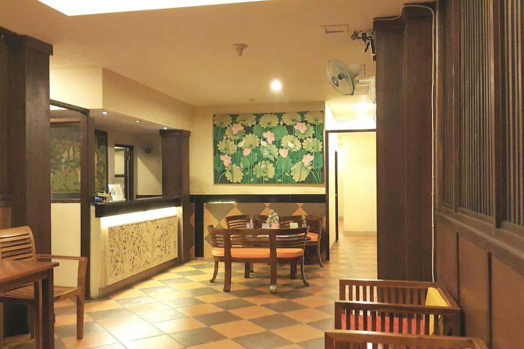 Matahari ( budget hotel in kuta )