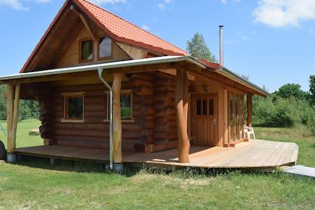 Ferienhaus am Teufelsgraben - Ludwigshof - Ahlbeck - Casa de campo