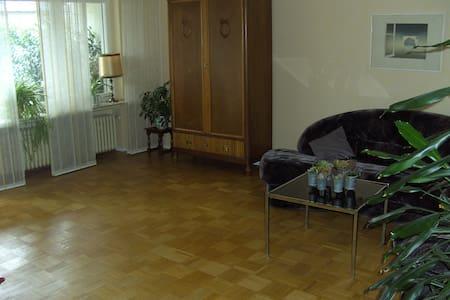 Schöne Wohnung in Ettlingen - Apartamento