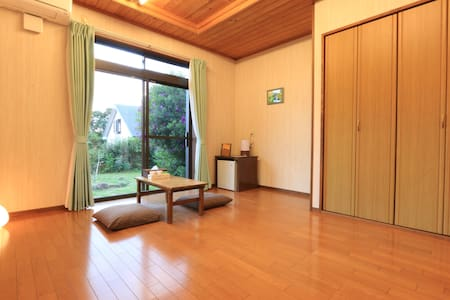 Including 2 MEALS. Yakushima South.【 民宿nicoichi 】 - Bed & Breakfast