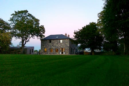 Large luxury farmhouse in Ireland - Huis