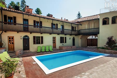 Charming B&B La dolce Vite w/pool - Appartement