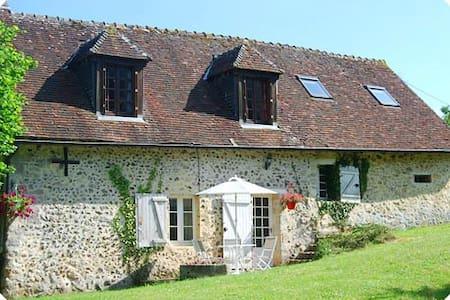 Maison charmante auprès des chevaux - Colonard-Corubert - Haus
