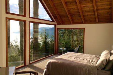 QK Lions Bay - Ocean View Bedroom - Wikt i opierunek