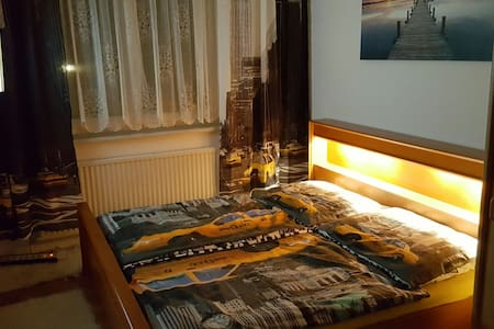 "Zimmer ""New York"" nahe City /Hbf - Sankt Pölten - House"