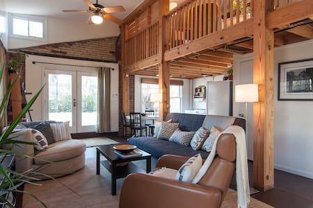 12 South Loft - Private Guesthouse - Nashville - Ház