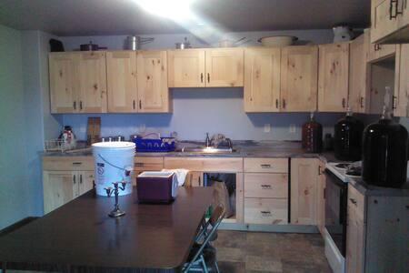 A ful basement in rural Black Hills - Bella - Casa