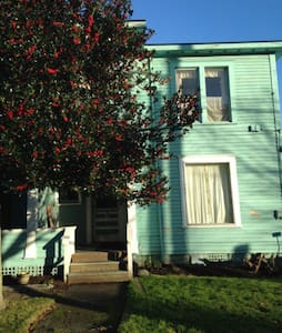 Apartment in Historic Downtown - Anacortes - Apartamento