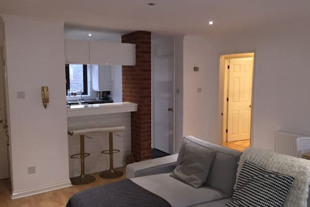 Modern Apartment in central Warwick