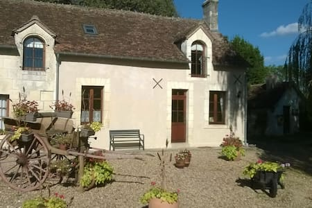 L'Hirondelle - Self-Catering Gite - Huis