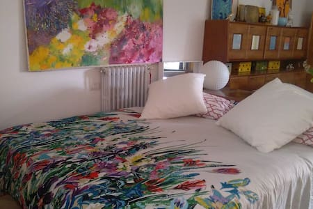 Cozy Loft openspace close to Milan - Apartamento
