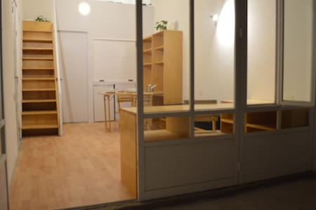 STUDIO D adaptable mini-loft
