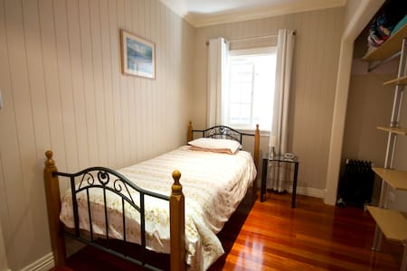 Beautiful Qld'er Norman Park Single - Haus