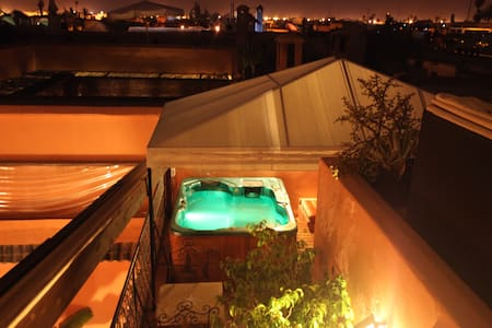 Riad el Grably romantic break