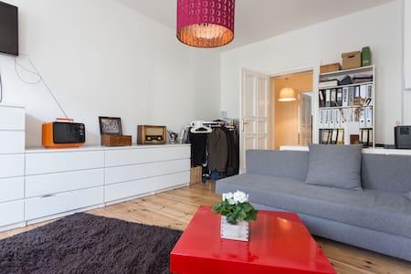 Your place in Friedrichshain - Berlin - Apartment