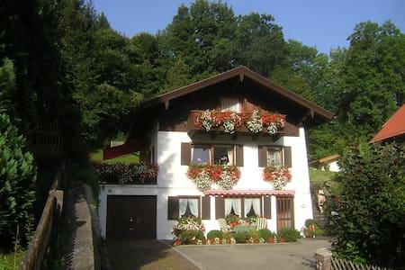 Ferienwohung Marquartstein Chiemgau - Marquartstein - Appartement