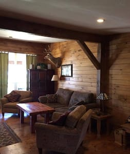 Remote Mountain Lodge 3 Rm Package - Parrottsville - Cabin