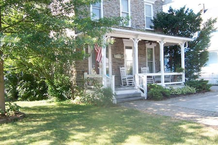Garden Suite at the Stone Victorian - Hammondsport - Apartamento